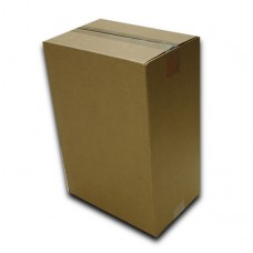 Single walled brown box (Item 2023 )