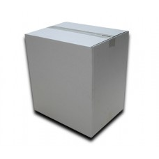 Single walled white box (Item 2040)