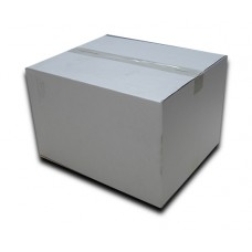 Single walled white box (Item 2046)
