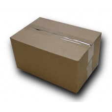 Single walled brown box (Item 20NOR01)