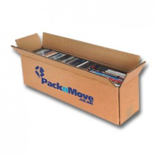 CD and DVD Storage Box